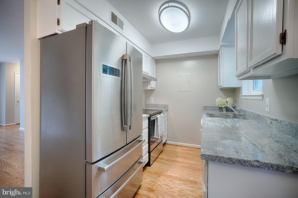 Updated Kitchen 2018 - 2848-C WAKEFIELD ST #C, ARLINGTON