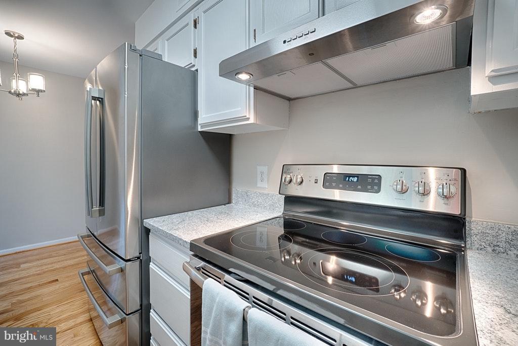 Kitchen - 2848-C WAKEFIELD ST #C, ARLINGTON