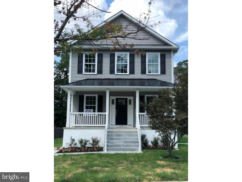 Einfamilienhaus für Verkauf beim 525 W GRAISBURY Avenue Audubon, New Jersey 08106 Vereinigte Staaten