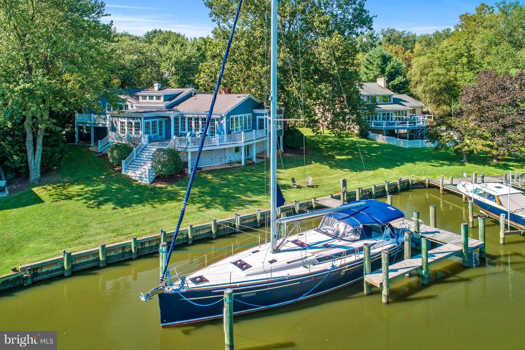 437  FERRY POINT ROAD, Annapolis, Maryland
