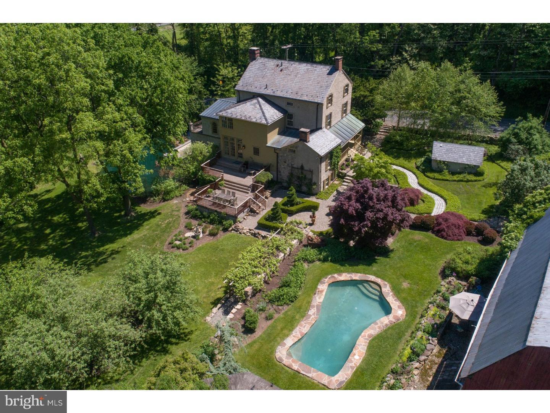 Частный односемейный дом для того Продажа на 250 DURHAM Road Easton, Пенсильвания 18042 Соединенные Штаты