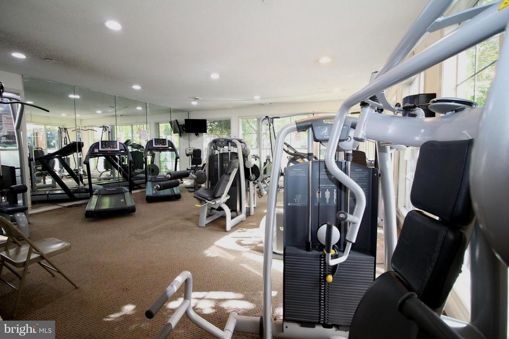 Fitness - 1511 LINCOLN WAY #304, MCLEAN