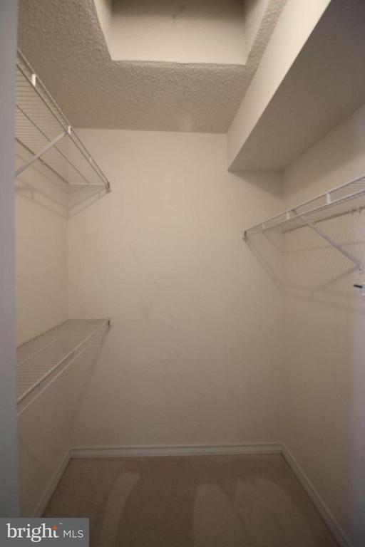 Second Bed Closet - 1511 LINCOLN WAY #304, MCLEAN