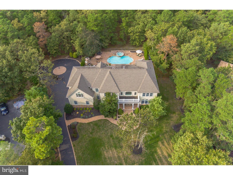 Enfamiljshus för Försäljning vid 7 WATERLILY Court Medford, New Jersey 08055 Usa