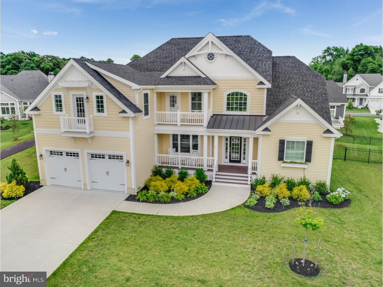 一戸建て のために 売買 アット 38239 COMEGYS Lewes, デラウェア 19958 アメリカ合衆国