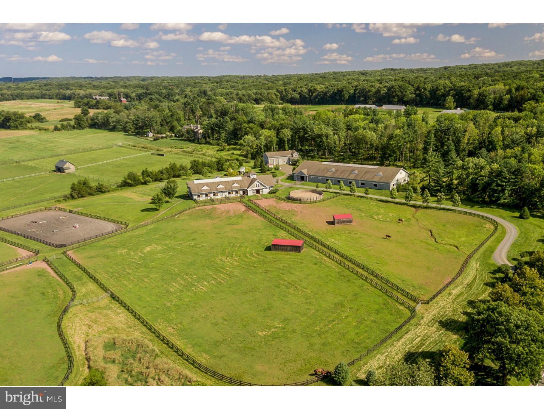 独户住宅 为 销售 在 1479 GREAT Road 斯基尔曼, 新泽西州 08558 美国在/周边: Montgomery Township