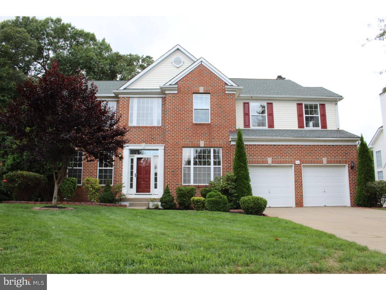 Enfamiljshus för Hyra vid 122 FAIRBROOK Drive Bordentown, New Jersey 08505 Usa