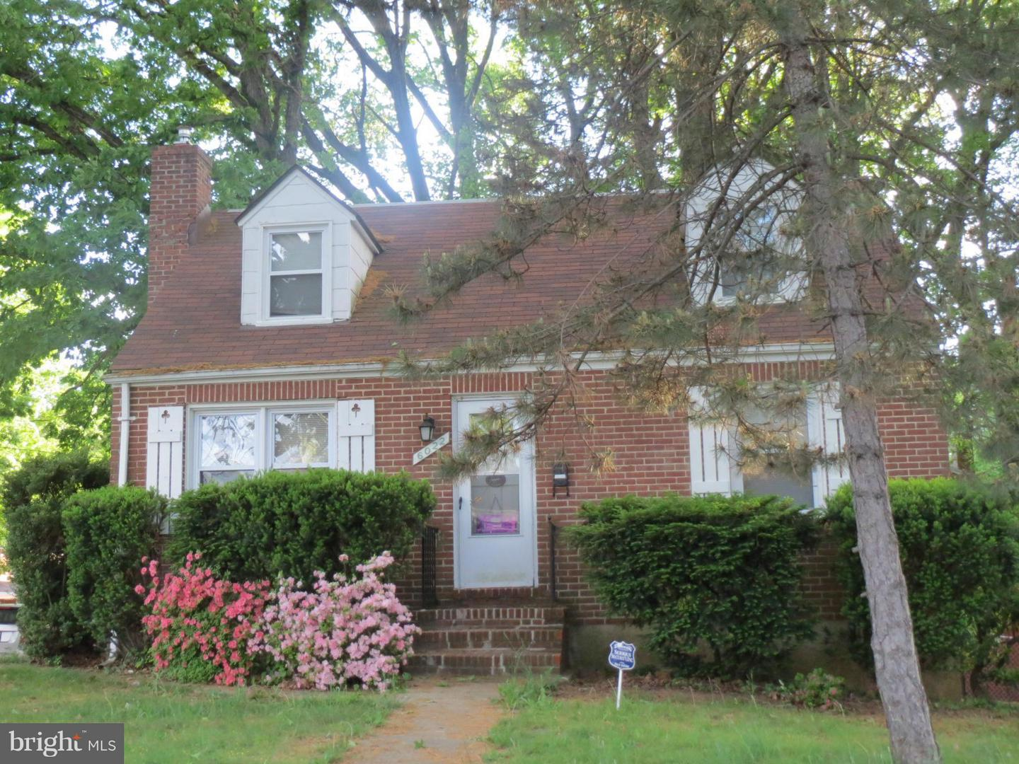 Photo of home for sale at 6022 Highgate Drive, Baltimore MD