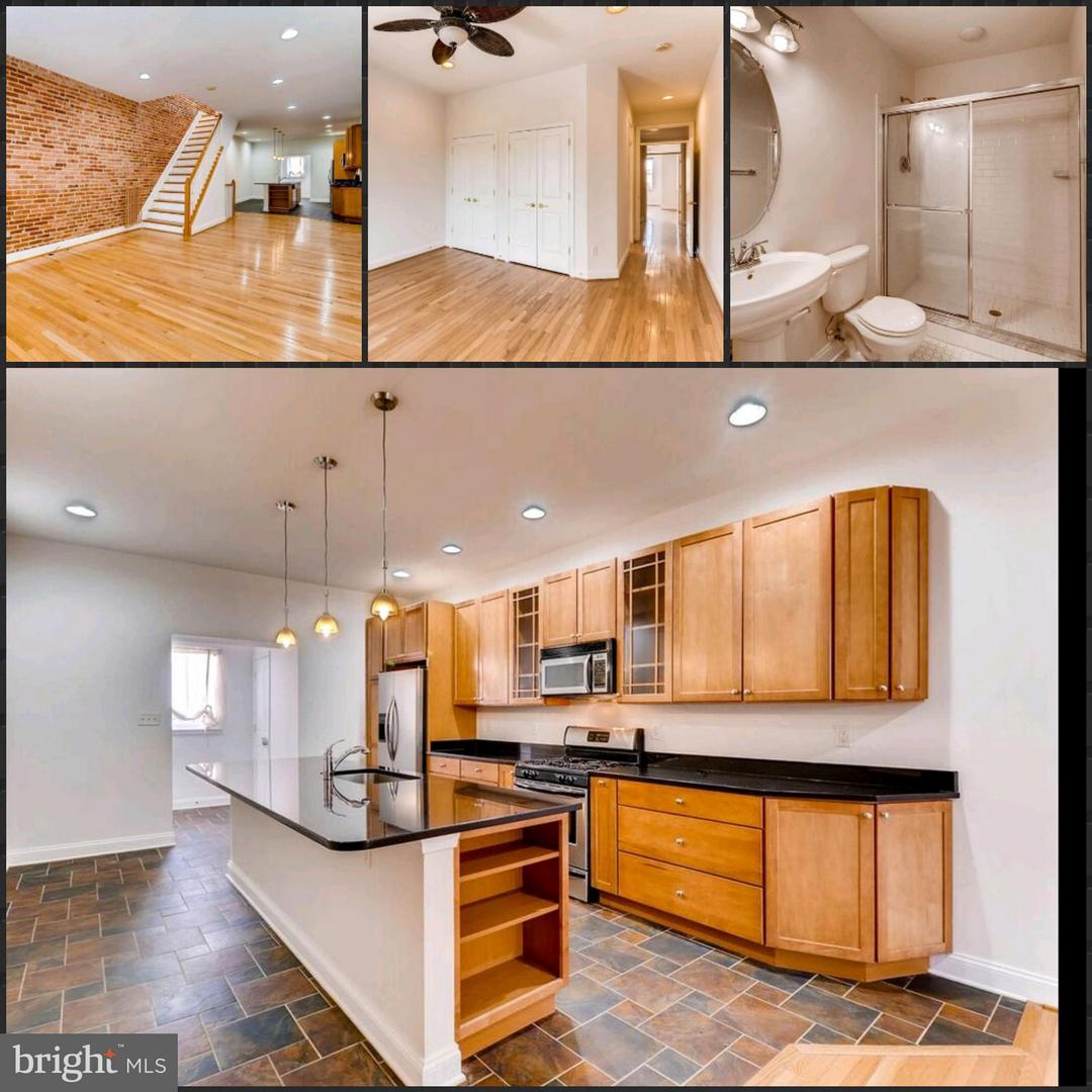 Single Family for Sale at 2602 Fairmount Ave E Baltimore, Maryland 21224 United States