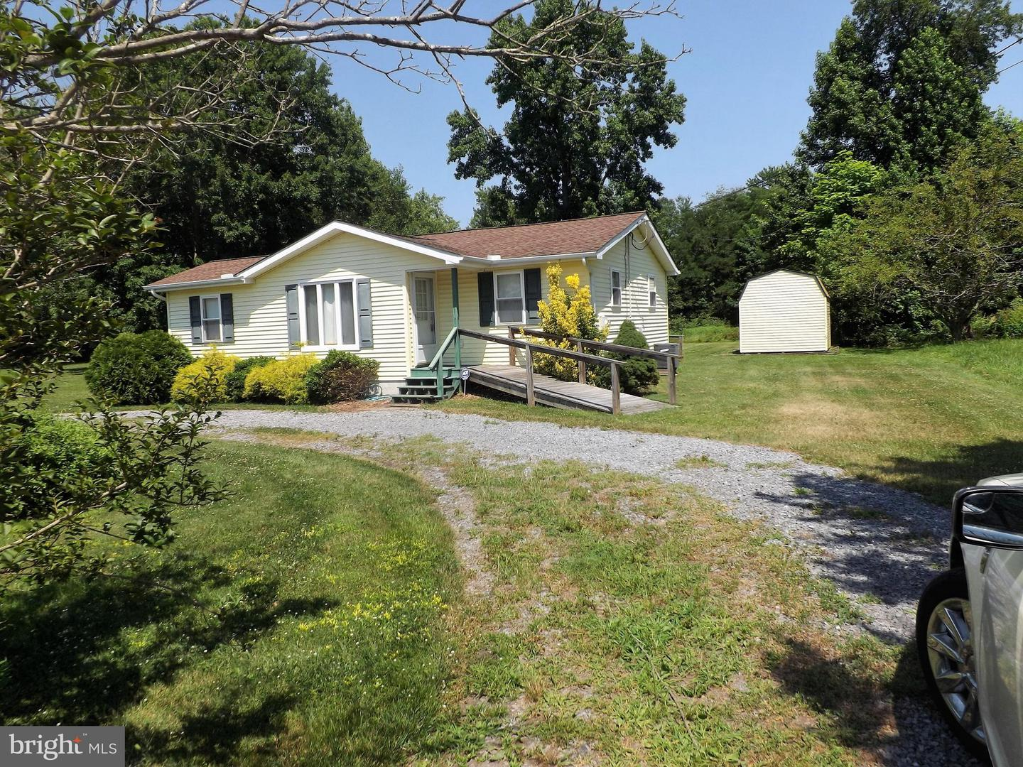 Single Family for Sale at 9691 Macks Ln McDaniel, Maryland 21647 United States