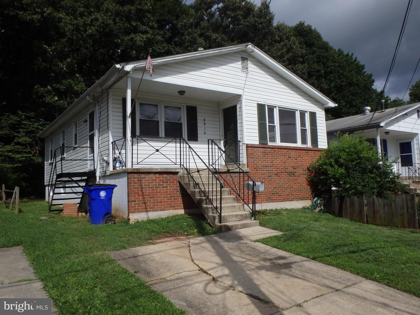 Other Residential for Rent at 8610 34th Ave College Park, Maryland 20740 United States