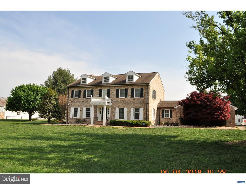 Einfamilienhaus für Verkauf beim 626 VANCE NECK Road Middletown, Delaware 19709 Vereinigte Staaten