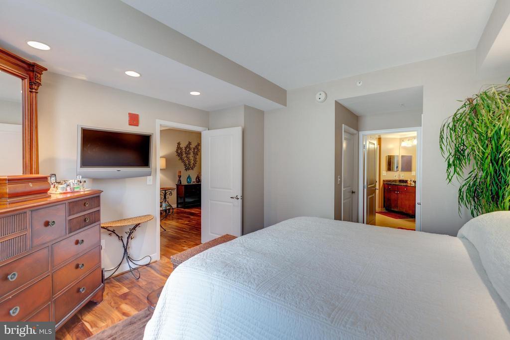 Bedroom - 155 POTOMAC #209, NATIONAL HARBOR