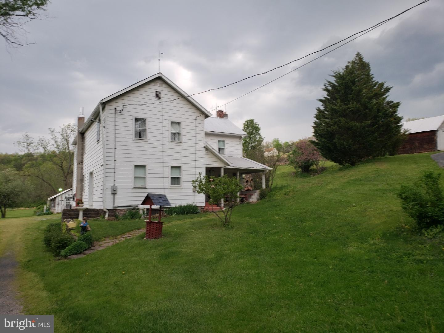 Single Family for Sale at 750 Silver Mills Road Artemas, Pennsylvania 17211 United States