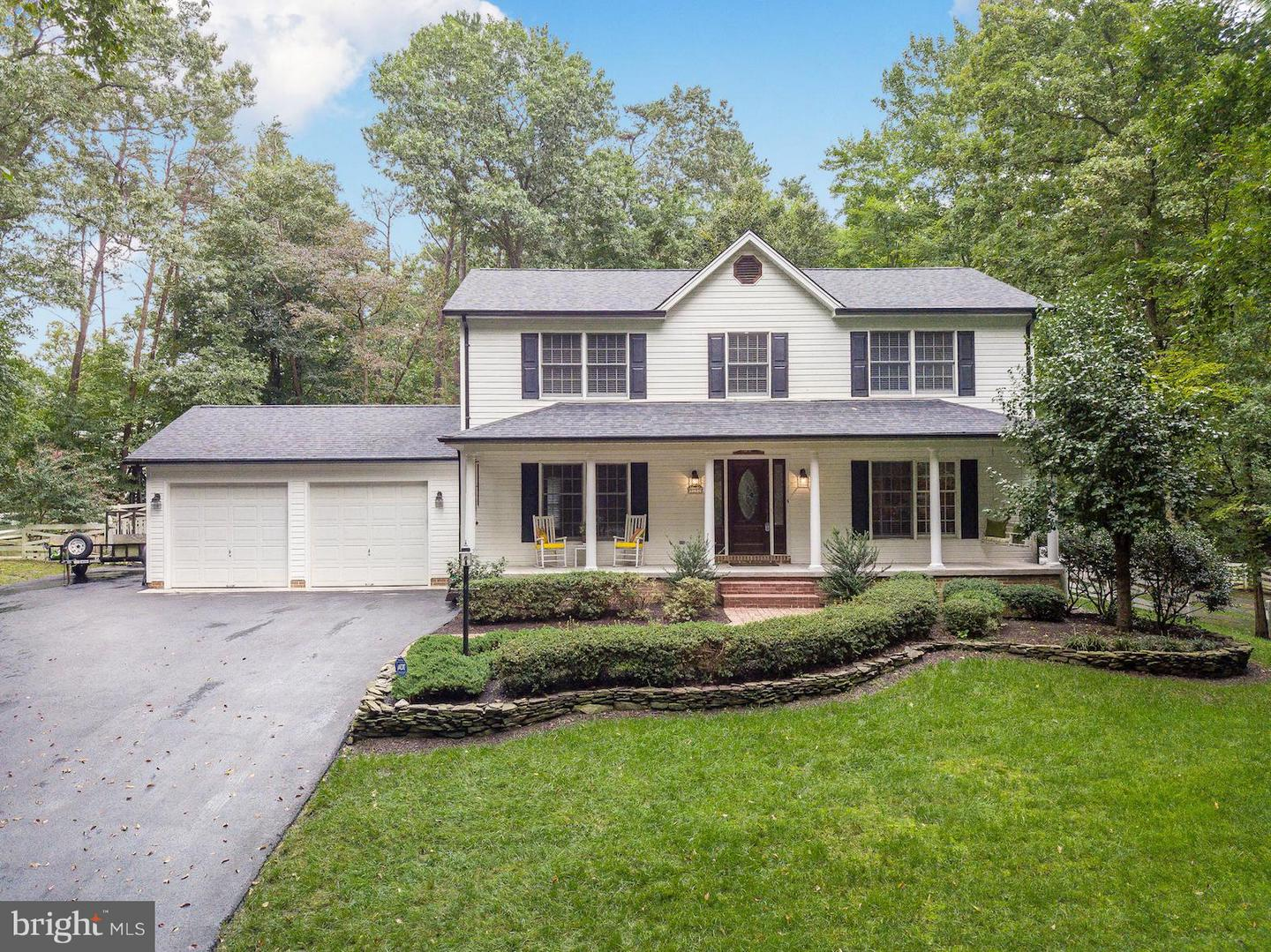 Single Family for Sale at 9190 Balsam Run Bel Alton, Maryland 20611 United States