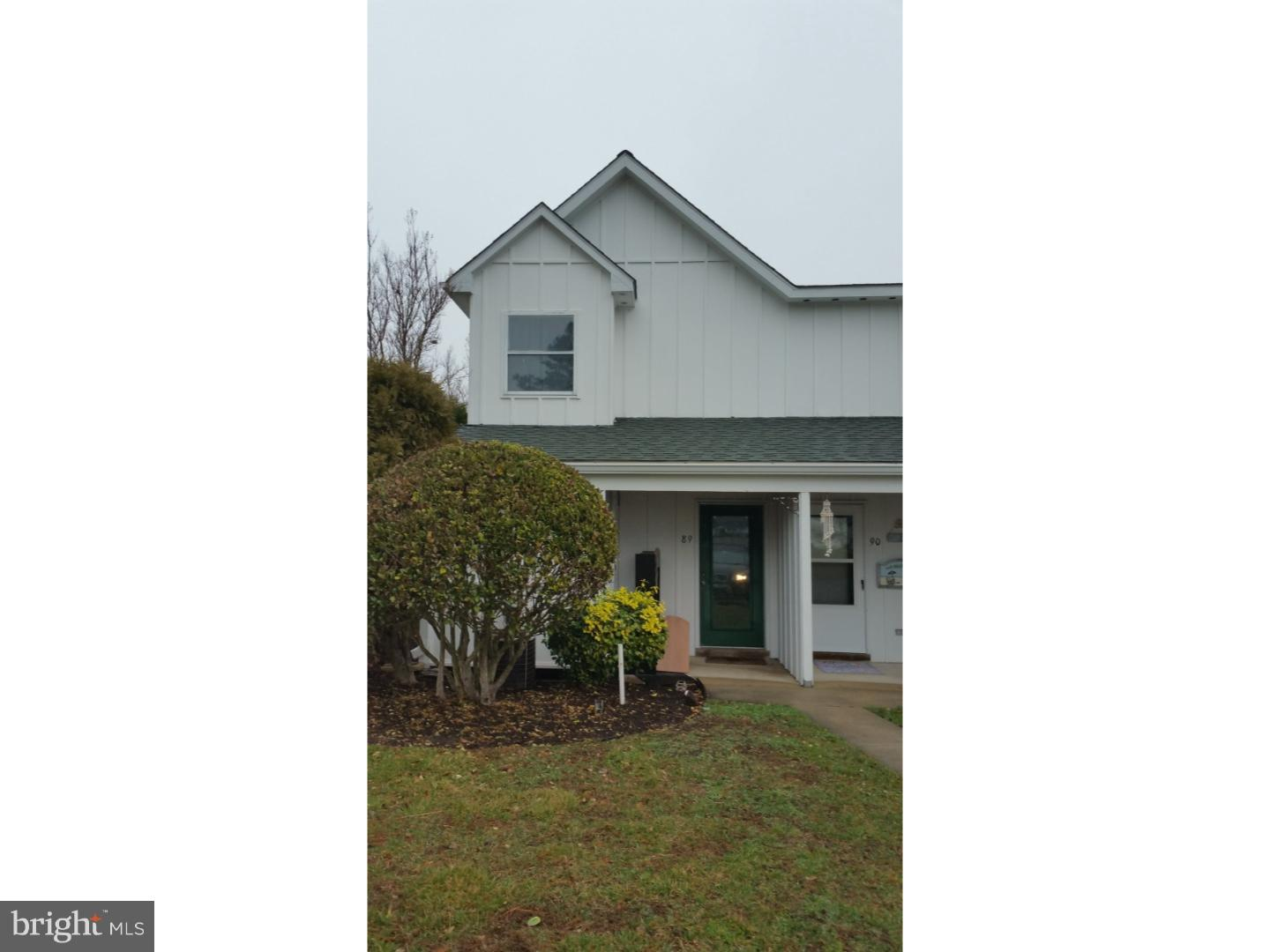 Single Family Home for Sale at 38050 MOCKINGBIRD LN #89 Selbyville, Delaware 19975 United States