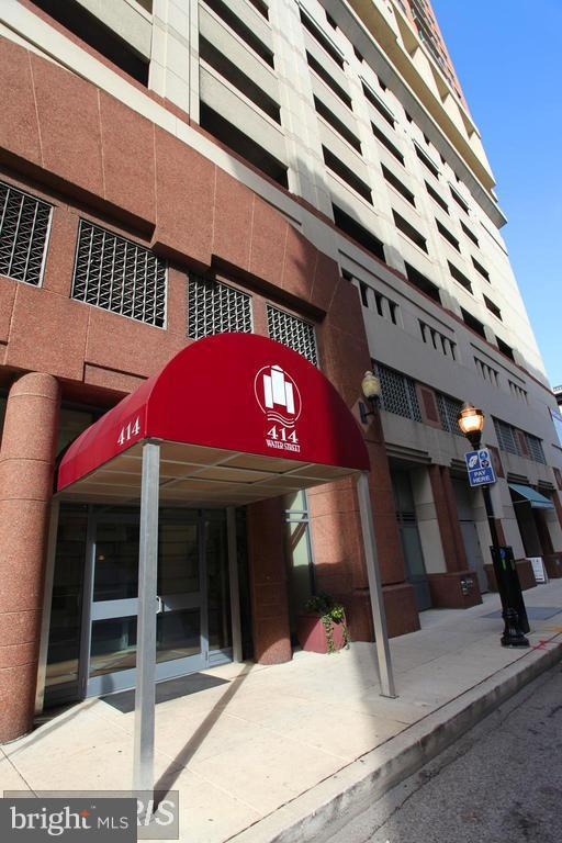 Single Family for Sale at 414 Water St #1111 Baltimore, Maryland 21202 United States