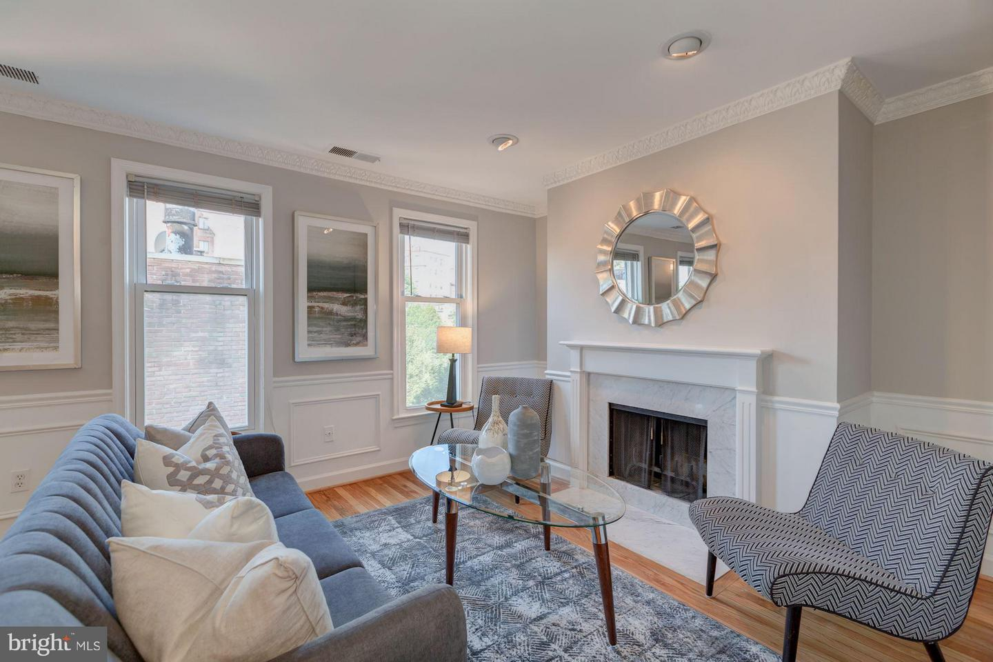 Single Family for Sale at 1801 T St NW #c Washington, District Of Columbia 20009 United States