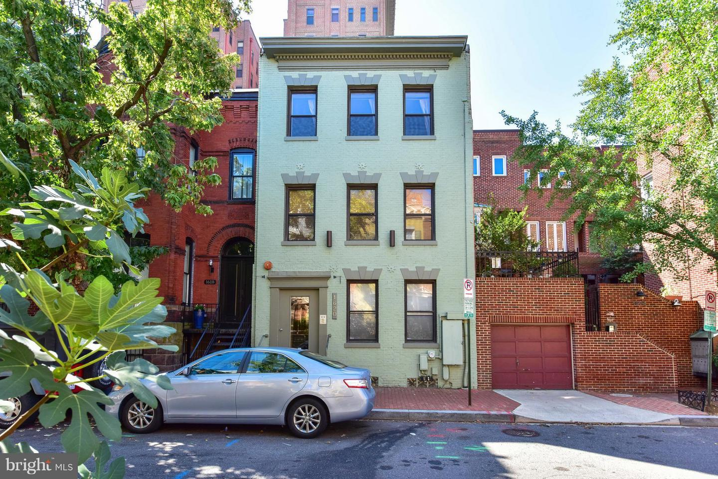 Single Family for Sale at 1620 Corcoran St NW #b Washington, District Of Columbia 20009 United States