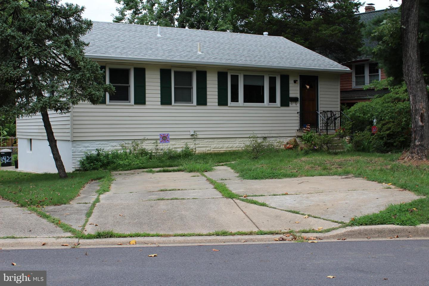 Other Residential for Rent at 8422 58th Ave Berwyn Heights, Maryland 20740 United States