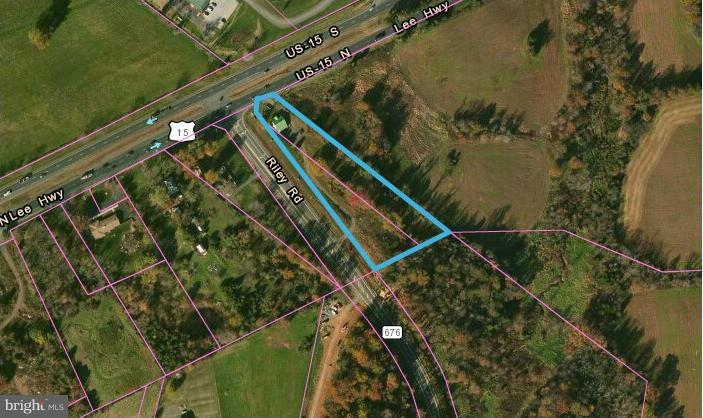 Land for Sale at 4483 Lee Hwy Warrenton, Virginia 20187 United States