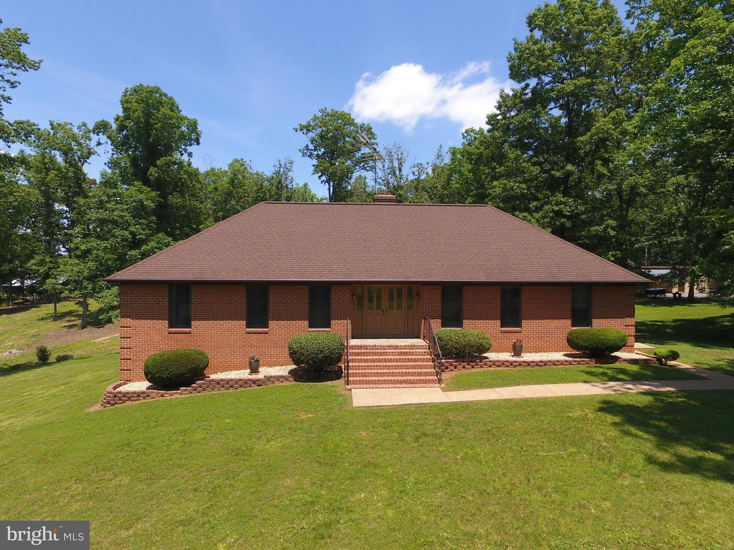 Farm for Sale at 5503 Blue Run Rd Somerset, Virginia 22972 United States