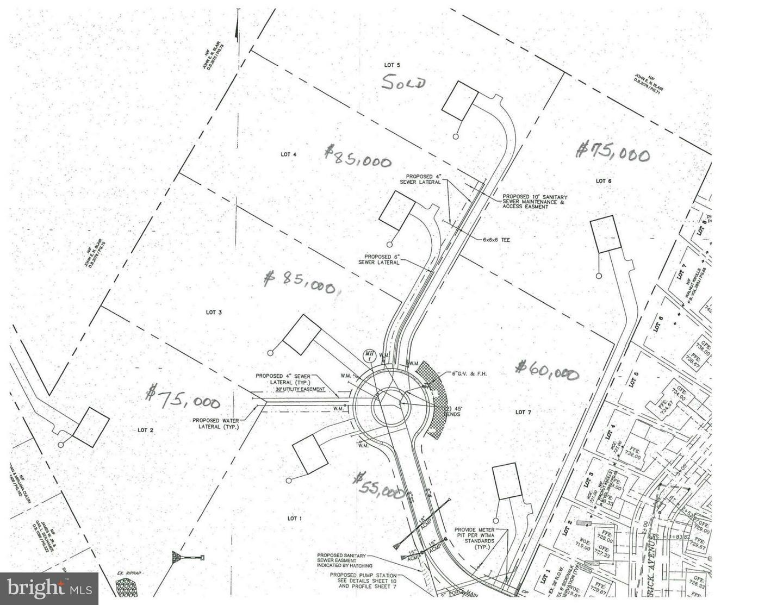 Land for Sale at Lot #7 King St W Waynesboro, Pennsylvania 17268 United States