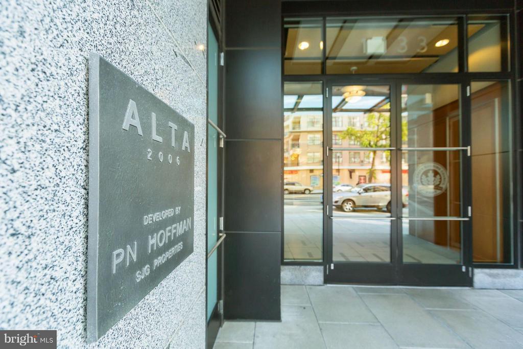 Award-Winning Building, The Alta - 1133 14TH ST NW #504, WASHINGTON