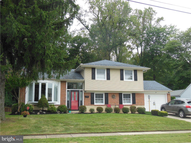 Casa Unifamiliar por un Venta en 89 WINDING WAY Road Stratford, Nueva Jersey 08084 Estados Unidos