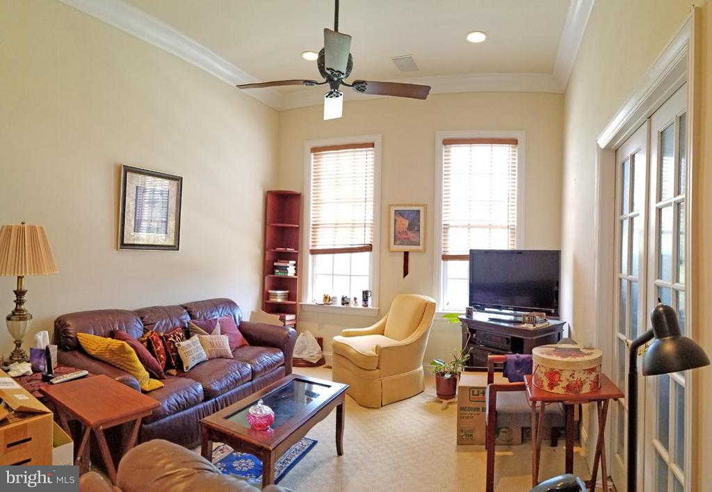 Living Room - 1408 N MEADE ST, ARLINGTON