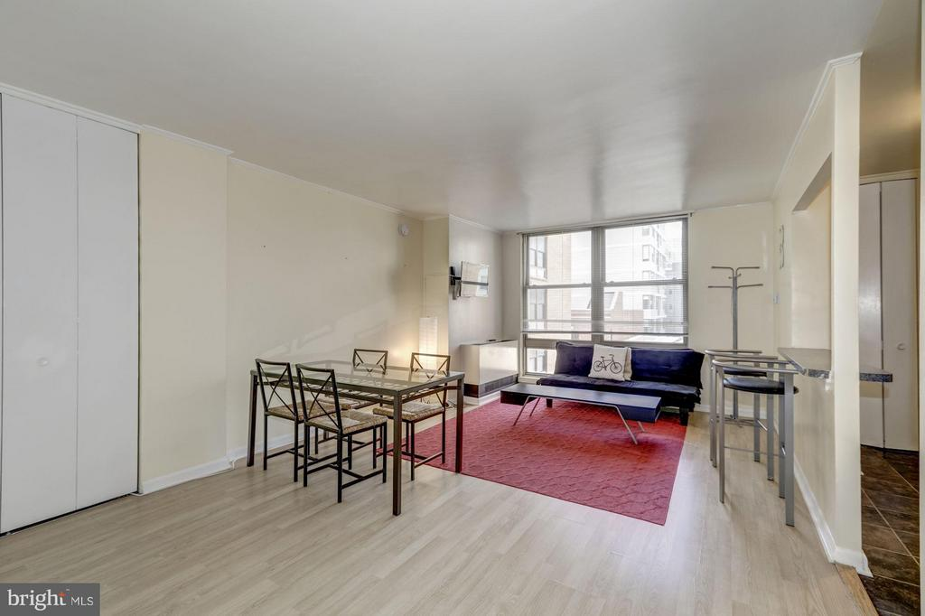 Interior (General) - Actual Interior Today - 1260 21ST ST NW #510, WASHINGTON