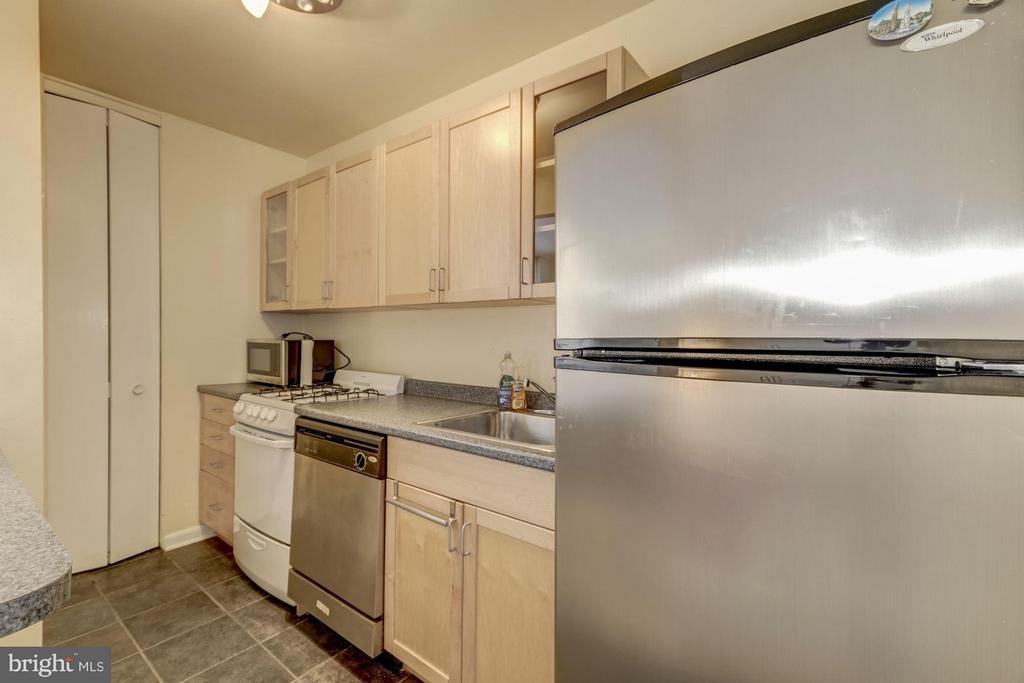 Kitchen - 1260 21ST ST NW #510, WASHINGTON