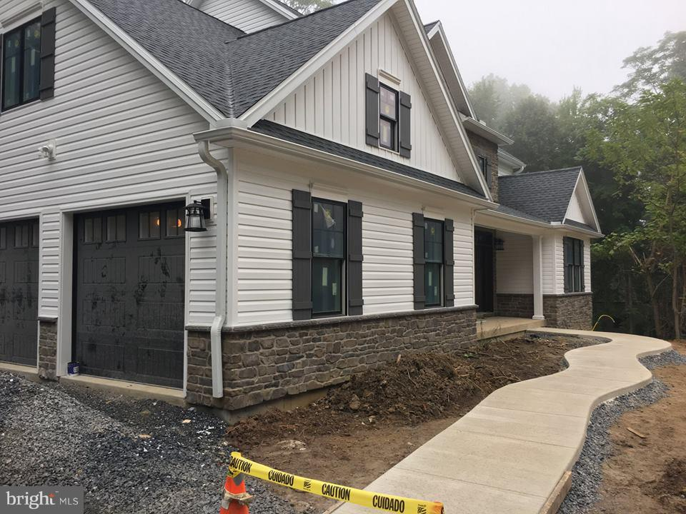 Front of House, in progress