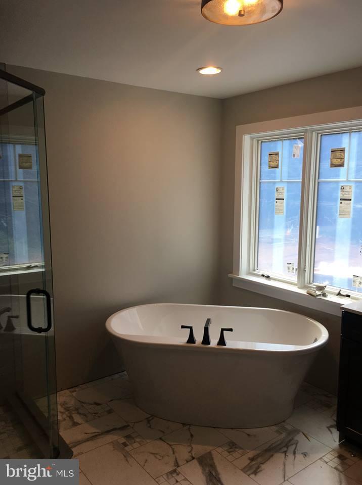 Bathroom, in progress
