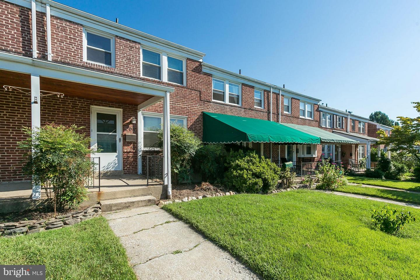 Other Residential for Rent at 202 Ridge Ave Towson, Maryland 21286 United States
