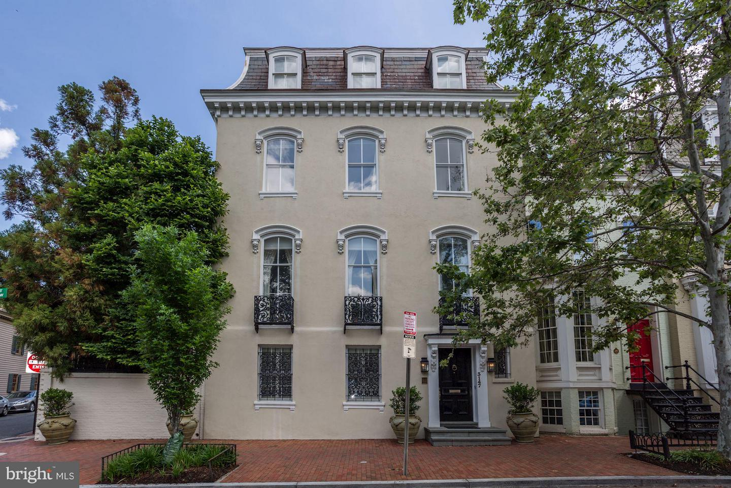 Single Family for Sale at 3147 P St NW Washington, District Of Columbia 20007 United States
