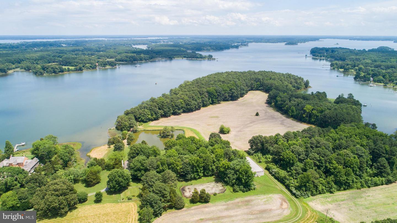 Land for Sale at 23505 Bozman Rd Bozman, Maryland 21612 United States