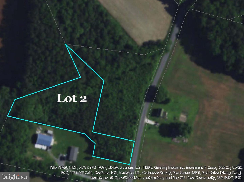 Terreno per Vendita alle ore Bishopville, Maryland 21813 Stati Uniti