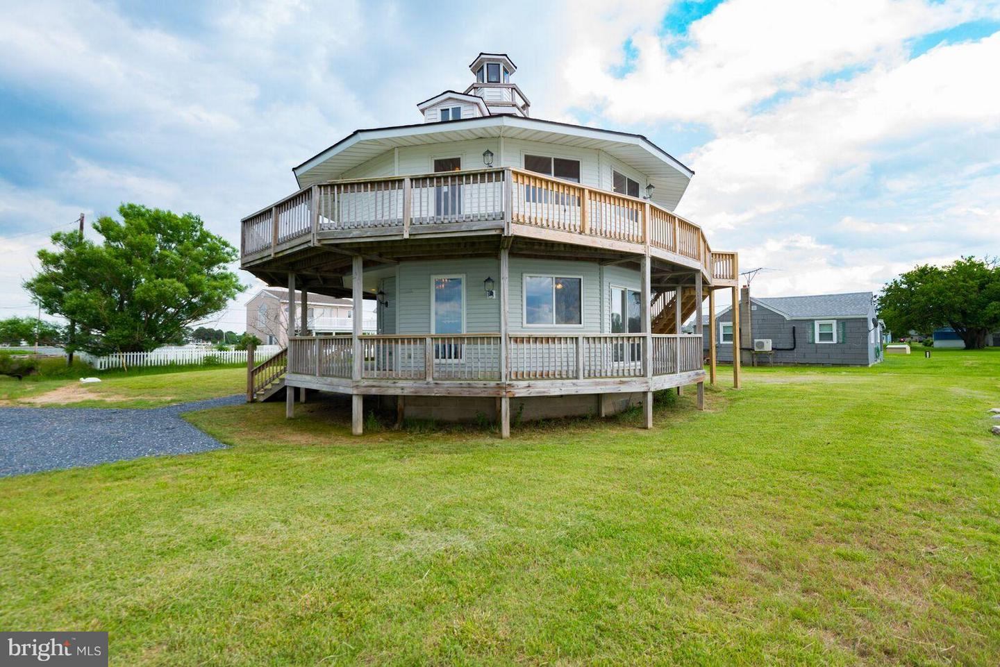 Single Family for Sale at 2452-2 Hoopers Island Rd Fishing Creek, Maryland 21634 United States