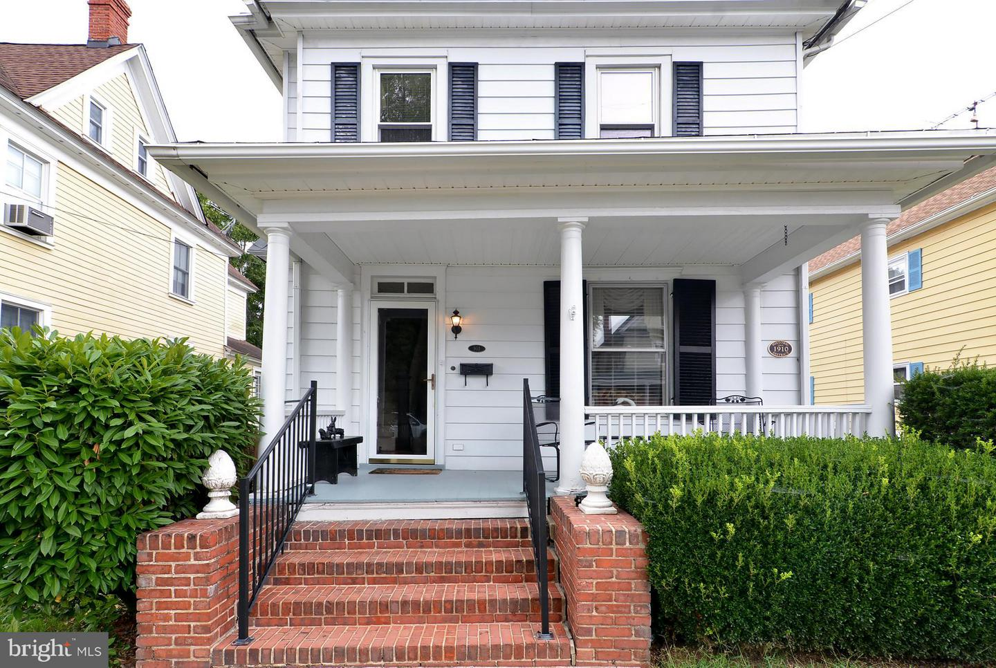 Single Family for Sale at 103 Willis St Cambridge, Maryland 21613 United States