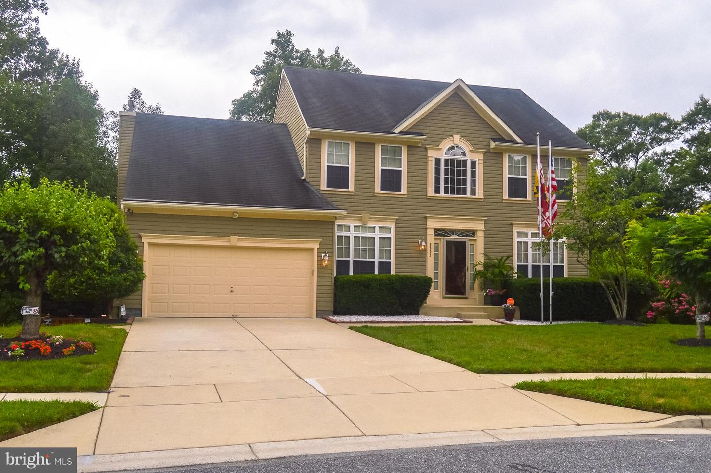 Single Family for Sale at 5603 Silk Tree Dr Riverdale, Maryland 20737 United States