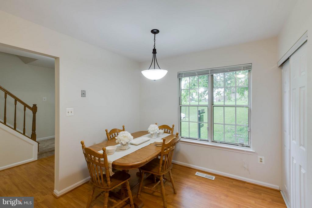 Plenty of space for table & chairs - 20209 THUNDERHEAD WAY, GERMANTOWN