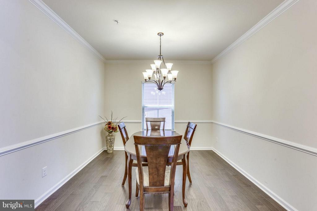 Separate Dining Room ! - 2424 GLOUSTER POINTE DR, DUMFRIES