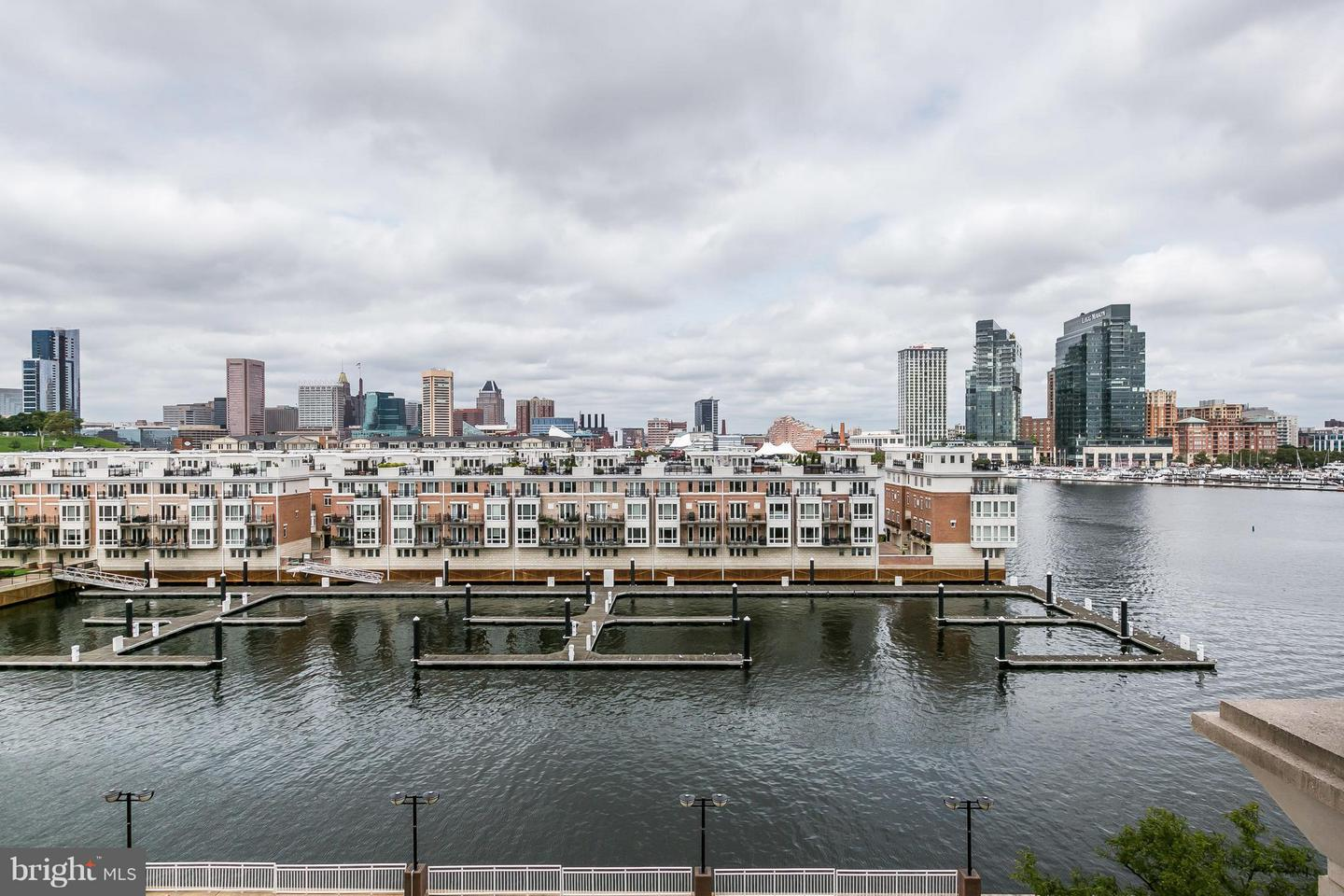 Single Family for Sale at 100 Harborview Dr #505 Baltimore, Maryland 21230 United States
