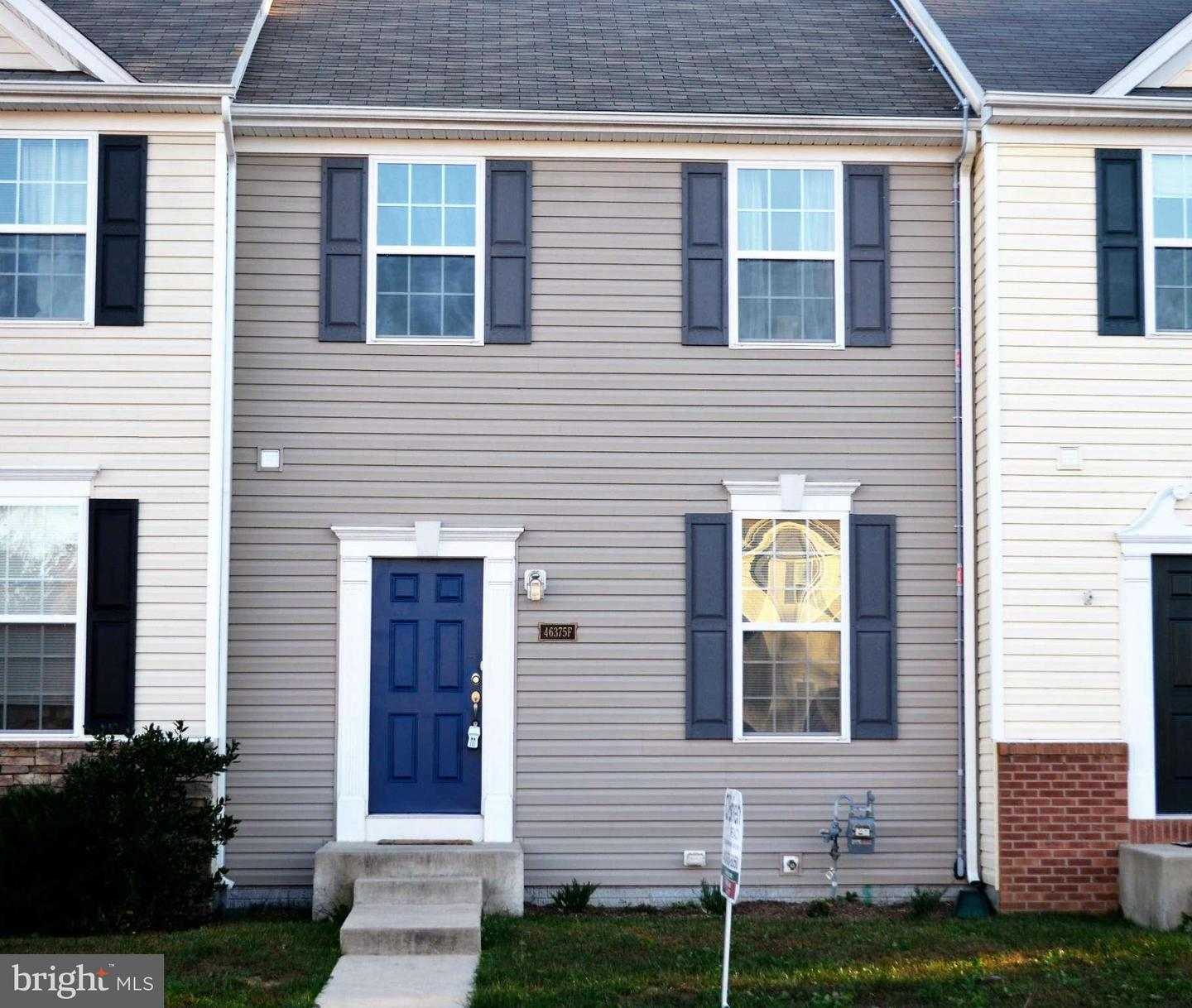 Single Family for Sale at 46375 Shining Willow Ln #f Lexington Park, Maryland 20653 United States
