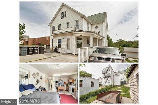 Property for sale at 4905 Harford Rd, Baltimore,  MD 21214