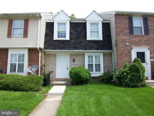 Property for sale at 120 Tennyson Ct, Abingdon,  MD 21009