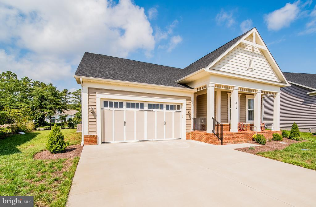 Single Family for Sale at 416 Shipyard Way Dowell, Maryland 20629 United States