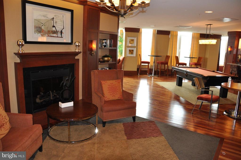 Party Room - 8220 CRESTWOOD HEIGHTS DR #203, MCLEAN