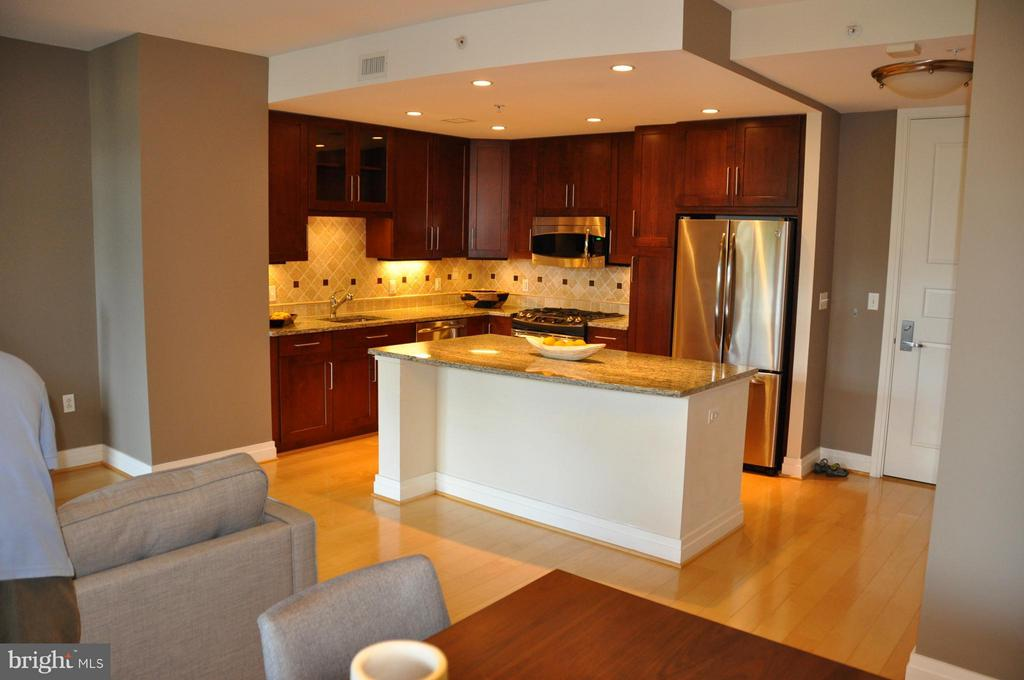 Kitchen - 8220 CRESTWOOD HEIGHTS DR #203, MCLEAN